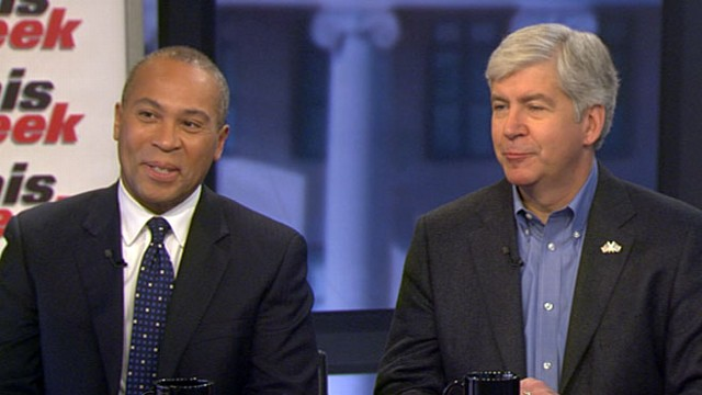 VIDEO: The Obama and Romney supporters debate the election outlook.