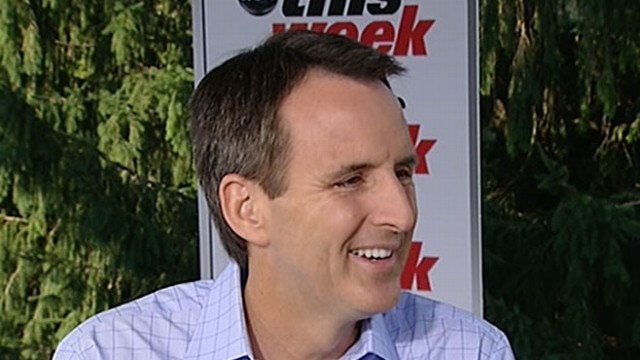 VIDEO: Former Minnesota Governor Tim Pawlenty on leaving the presidential race.