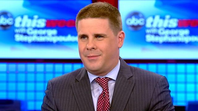 VIDEO: Obama senior adviser Dan Pfeiffer on the economy, budget, and North Korea.