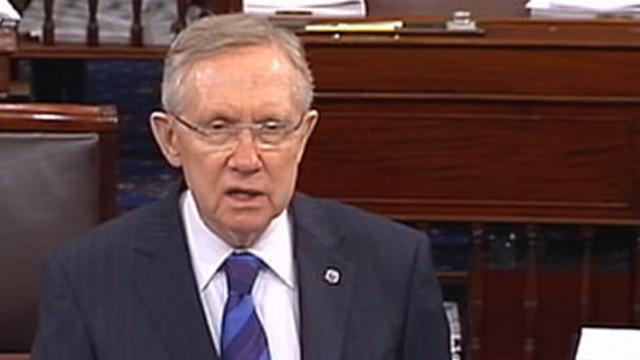 VIDEO: The RNC chair slams Sen. Harry Reids claims on Mitt Romneys taxes.