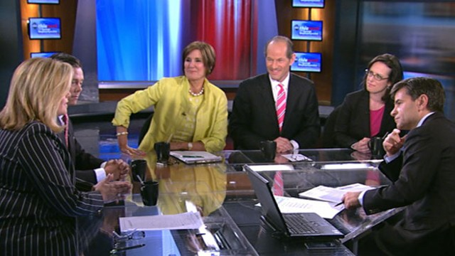 VIDEO: Mary Matalin, Eliot Spitzer, Ralph Reed, Hilary Rosen and Maggie Haberman.