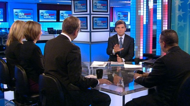 VIDEO: Rep. Tom Cole, Rep. Keith Ellison, Stephanie Cutter, Nicolle Wallace, and Jonathan Karl.
