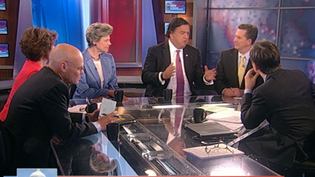 VIDEO: This Week: Roundtable I: Obama Agenda Stalled?