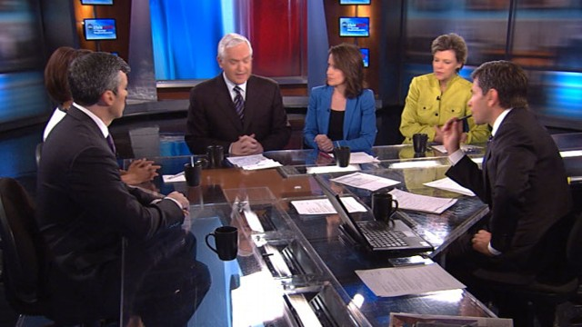 VIDEO: Cokie Roberts, Melody Barnes, Paul Gigot, Kevin Madden,and Katrina vanden Heuvel
