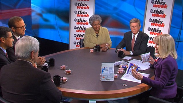 """VIDEO: The """"This Week"""" roundtable on the political battle over the closing of Hostess."""