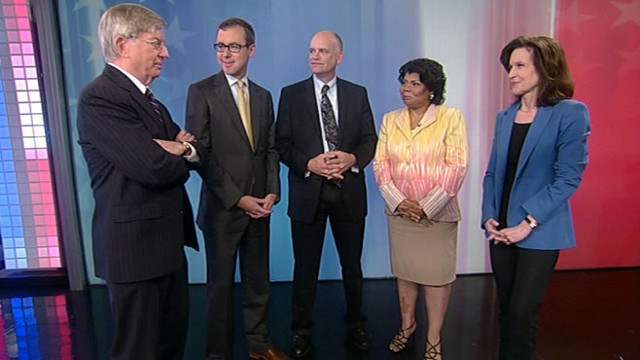 VIDEO: Roundtable II: Politics of Scandal