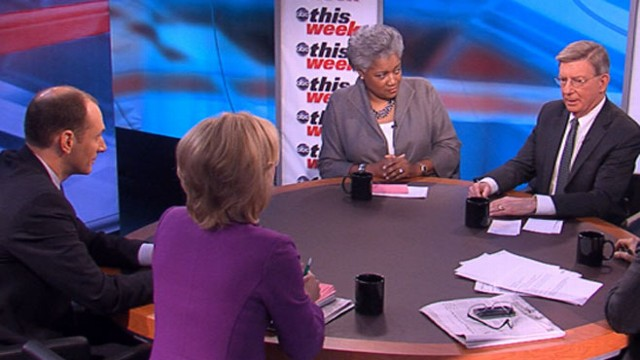 VIDEO: George Will, Donna Brazile, Austan Goolsbee, and Laura Ingraham