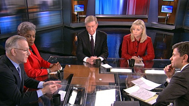 VIDEO: George Will, Liz Cheney, Donna Brazile, and David Ignatius.