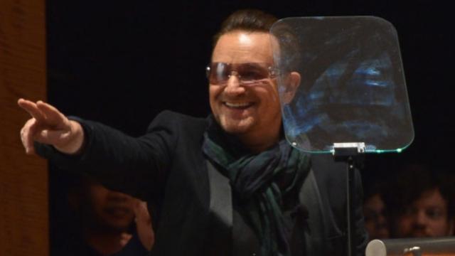 VIDEO: Sunday Spotlight: Bono on World AIDS Day