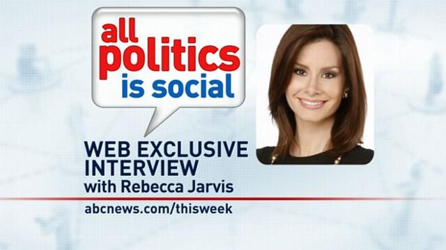 VIDEO: Rebecca Jarvis Talks Economy, Donald Trump