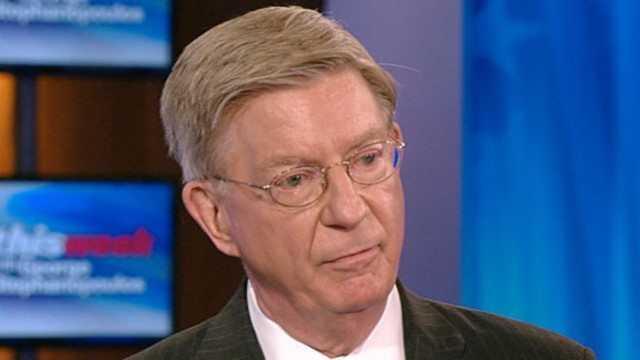 VIDEO: ABCs George Will weighs in on the Supreme Court considering gay marriage.