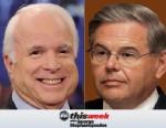 Senator John McCain and Senator Robert Menendez on This Week with George Stephanopoulos