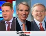 This Week with George Stephanopoulos featuring Obama senior adviser Dan Pfeiffer, Sen. Rob Portman and Sen. Bob Menendez