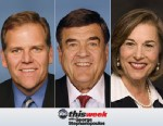 Rep. Mike Rogers, Rep. Dutch Ruppersberger, and Rep. Jan Schakowsky on This Week with George Stephanopoulos