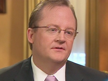Robert Gibbs Incoming Press Secretary