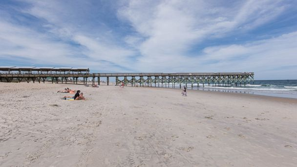PHOTO: Bordering South Carolina, Wrightsville Beach is one of North Carolinas overlooked beach destinations.