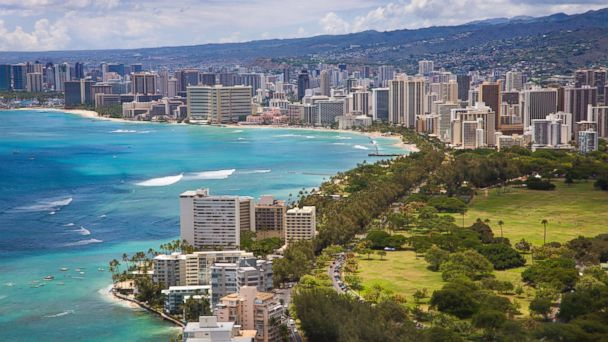 PHOTO: Honolulu, Hawaii