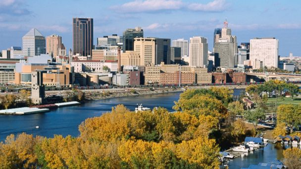 PHOTO: St. Paul, Minnesota