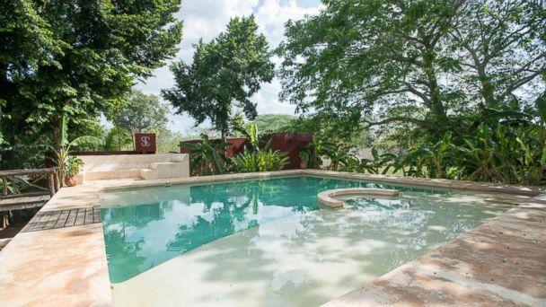 PHOTO: The Hacienda Santa Cruz hotel is pictured here.