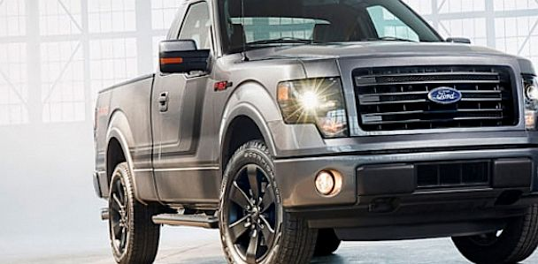 PHOTO: All-New 2014 Ford F-150 Tremor