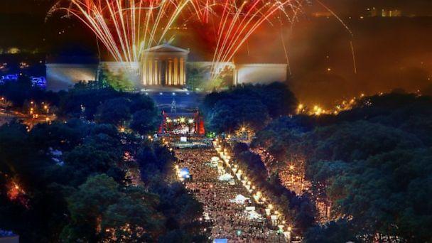 four seasons, philadelphia, fireworks, hotel