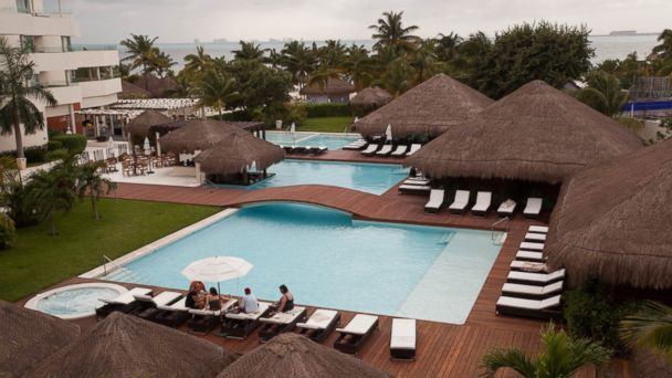 PHOTO: The Privilege Aluxes Isla Mujeres hotel is pictured here.