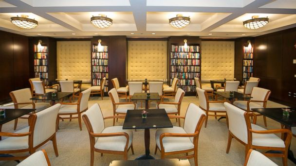 PHOTO: Read more at the Library Hotel in New York City.