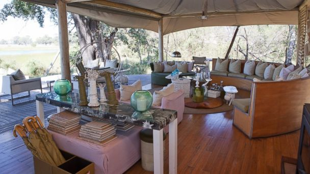 PHOTO: andBeyond Xaranna Okavango Delta Camp, Botswana