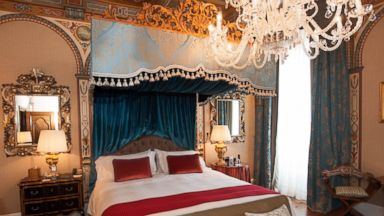 PHOTO: Royal Suite at The St. Regis Florence.
