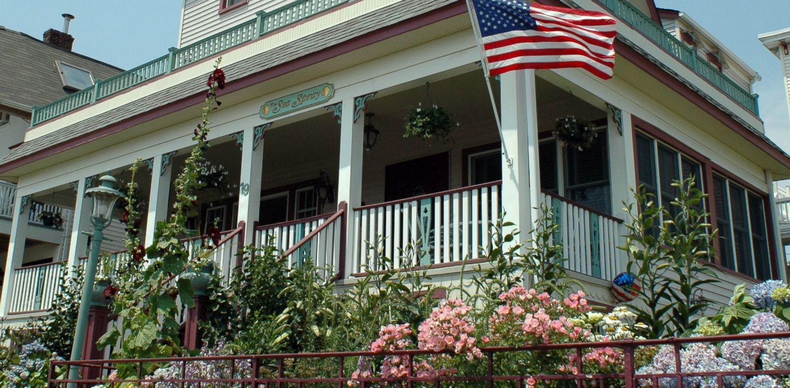 PHOTO: A N.J. inn shuttered by Superstorm Sandy has reopened and been named one of the top B&Bs in the nation.