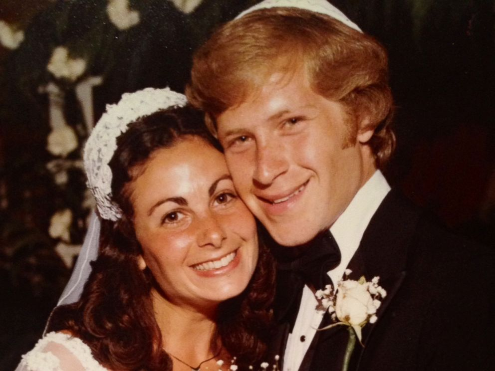 PHOTO: July 3, 1979: Bruce & Susan Winter (parents of Andrea) were married at The Pfister hotel.