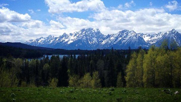 PHOTO: Teton views from Snow King