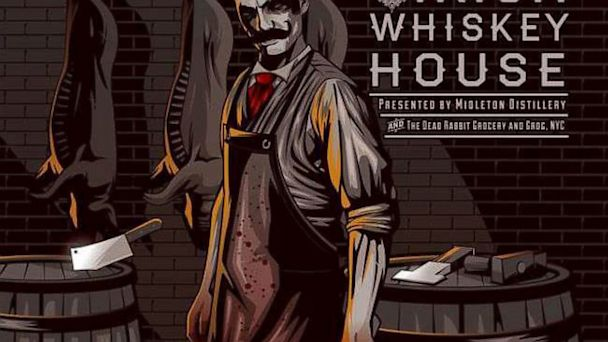 PHOTO: Whiskey House presented by Dead Rabbit and Midleton Distillery