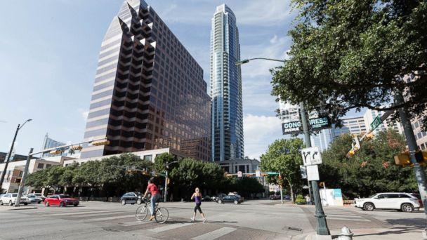 PHOTO: Austin, Texas is the new city that never sleeps.