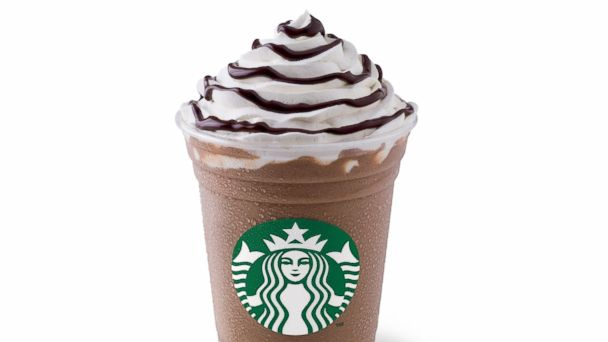 PHOTO: Floresta Negra Frappuccino