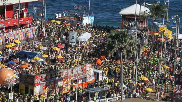 PHOTO: Carnaval Salvador