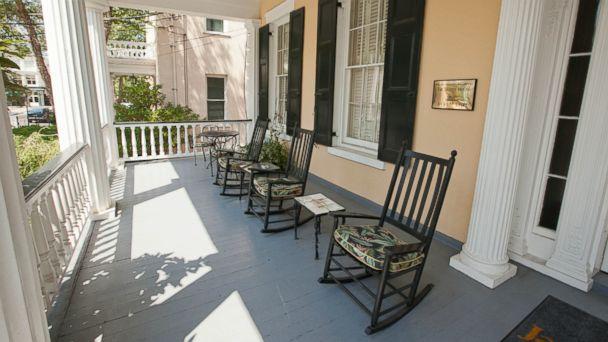 PHOTO: Charleston, South Carolina is home to elegant mansions, grandiose churches, old plantations, and blossoming gardens.
