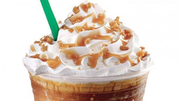 PHOTO: Frappuccinos Around the World