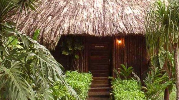 PHOTO: Gaia River Lodge, Belize.