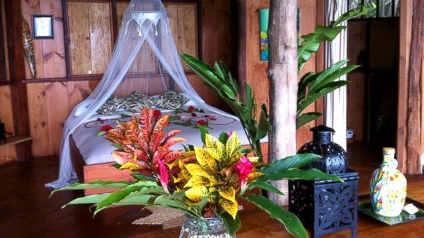 PHOTO: Manicou River Resort, Dominica.