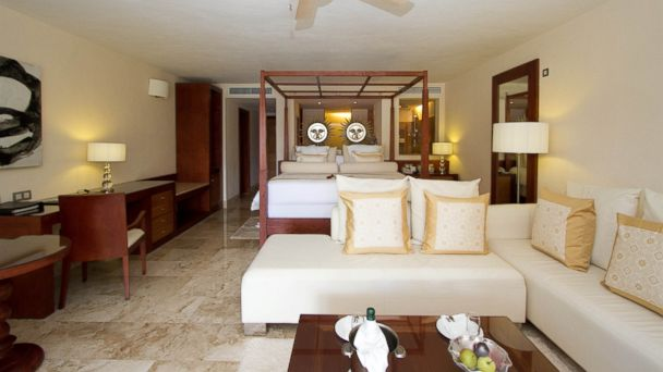 PHOTO: The Excellence Playa Mujeres hotel in Cancun is pictured here.