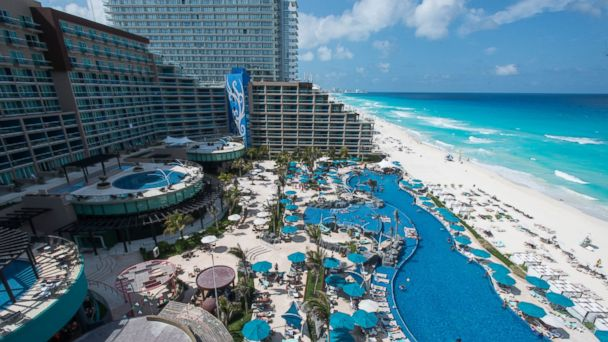 PHOTO: The Hard Rock Hotel Cancun is pictured here.
