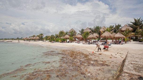 PHOTO: The Sensimar Seaside Suites & Spa hotel in Puerto Aventuras is pictured here.