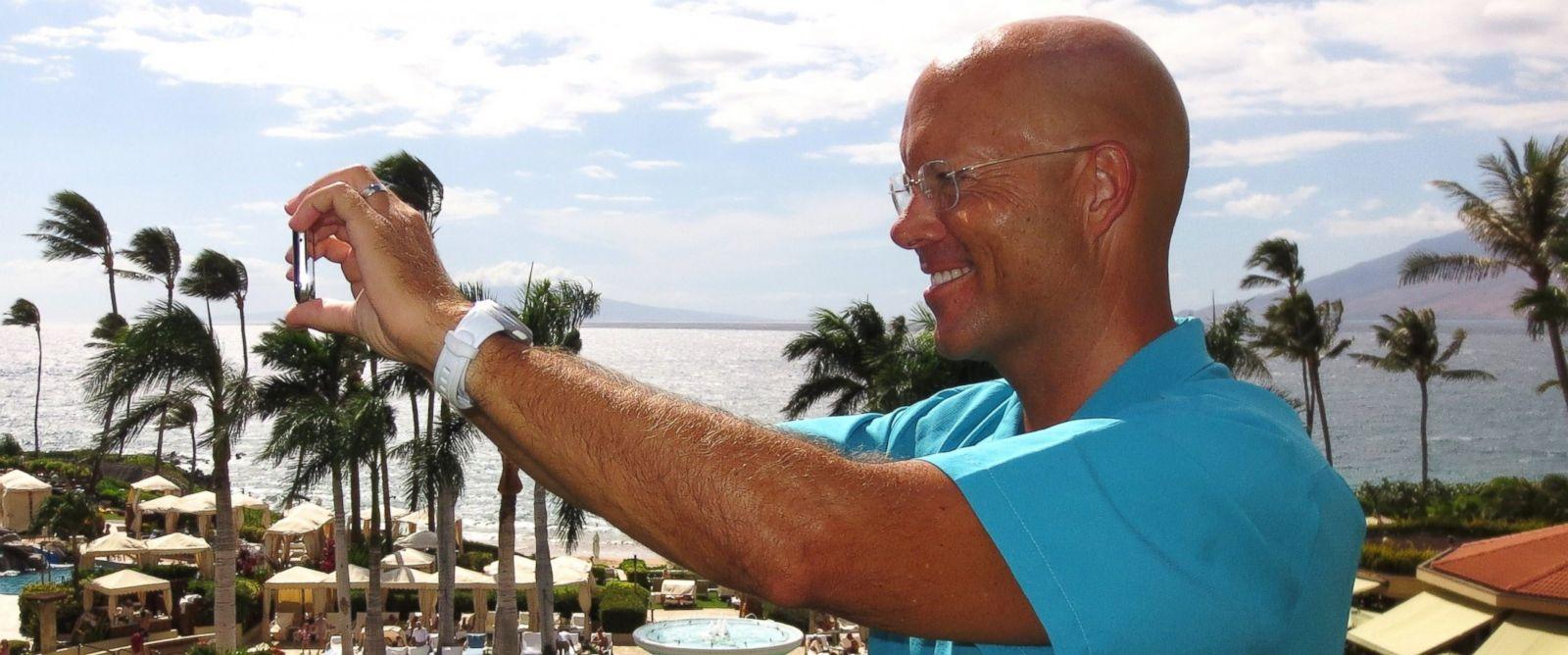 PHOTO: Scott Miles is the Four Seasons Resort, Mauis Photo Ambassador.
