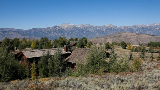 PHOTO: Spring Creek Ranch, Jackson Hole