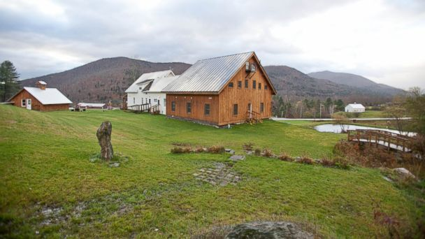 PHOTO: Amee Farm, Vermont