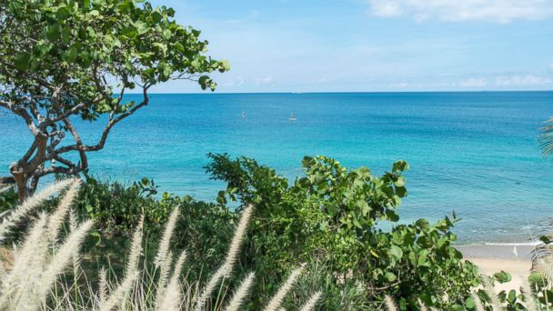PHOTO: What could be better for rejuvenation than daily yoga sessions on a cliff overlooking the Atlantic Ocean in Vieques, Puerto Rico?