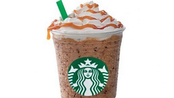 PHOTO: Starbucks Frappuchinos