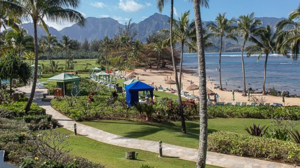 PHOTO: The 251-room St. Regis Princeville