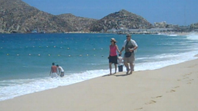 Video: Cabo San Lucas, not just for spring breakers.